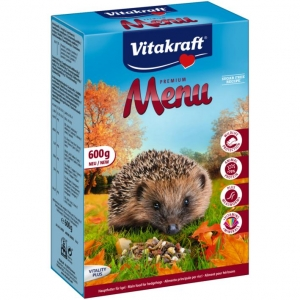 Vitakraft Hedgehog Food 600gm