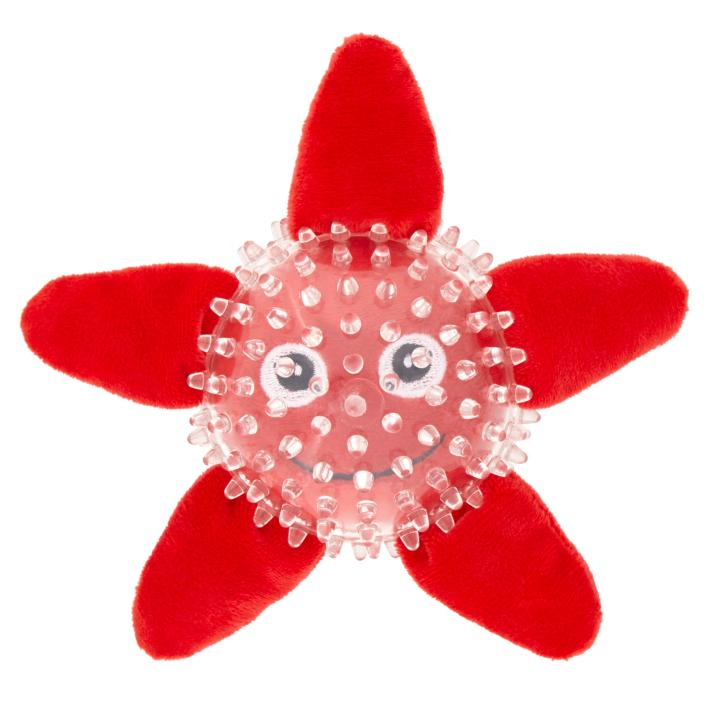 Good Boy Bobble Ball Starfish 15cm