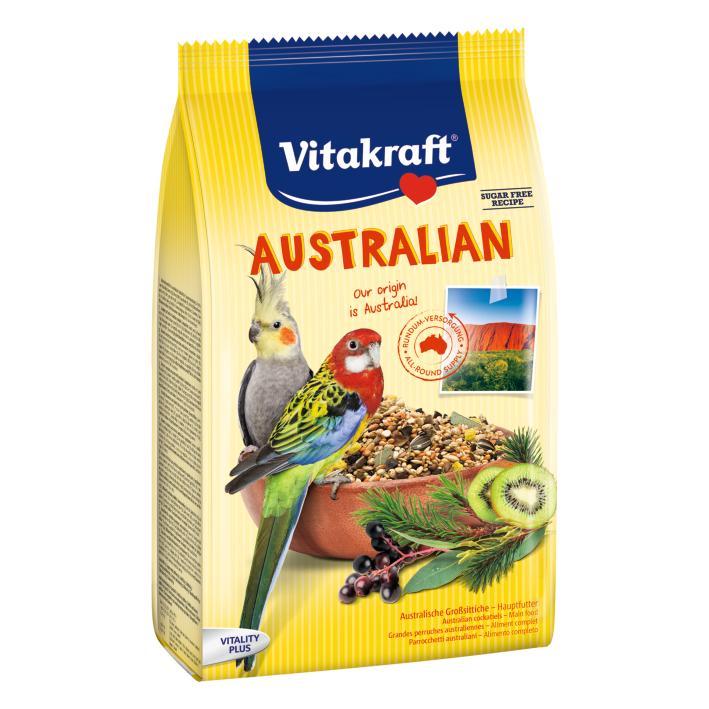 Vitakraft Australian Food 750gm