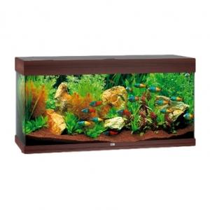 JUWEL Rio 180 Aquarium Dark Wood