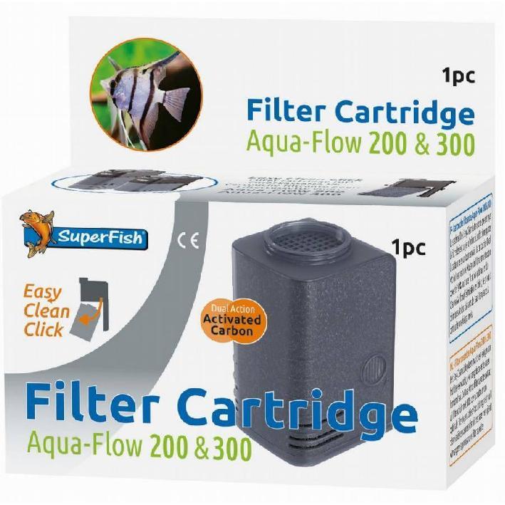 Superfish Aqua Flow 200/300 Filter Cartridge