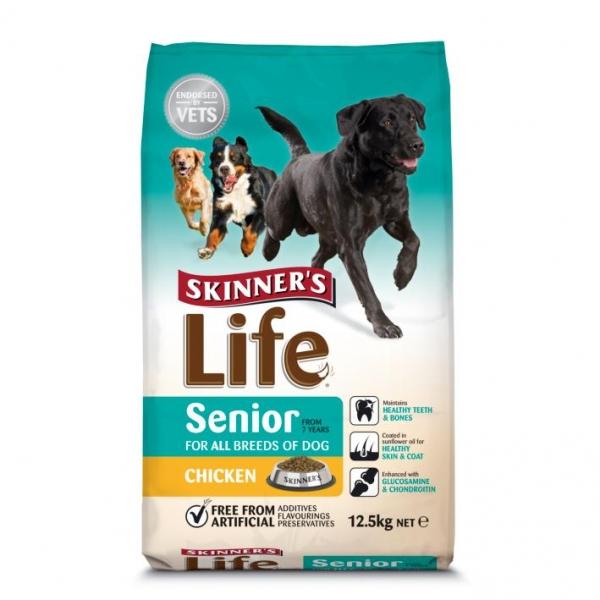 Skinners Dry Dog Food Reviews
