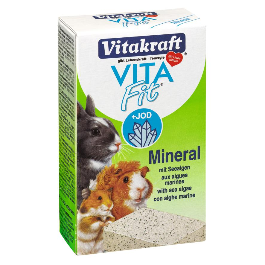 Vitakraft VitaFit Mineral Stone 170gm