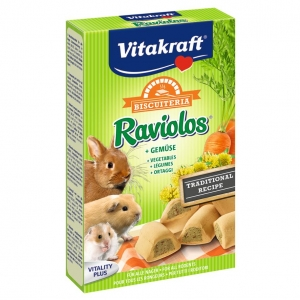 Vitakraft Raviolos 100gm