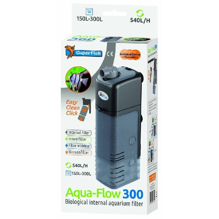 Superfish Aqua Flow 300 Internal Filter 150-300L