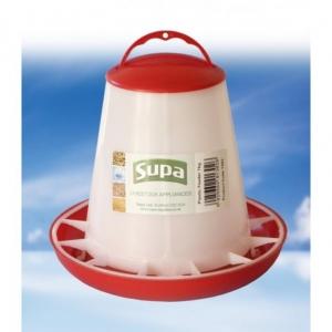Supa Plastic Poultry Feeder 1kg
