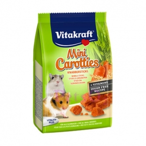 Vitakraft Mini Carotties 50gm