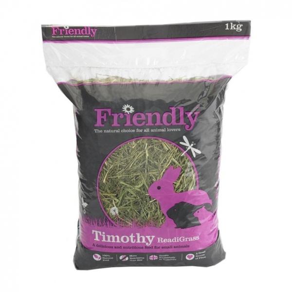 Friendly Timothy ReadiGrass 1kg