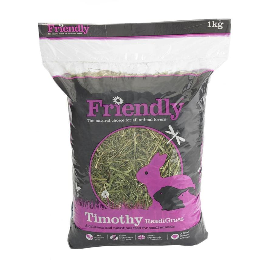 Friendly Timothy ReadiGrass 1kg VAT FREE