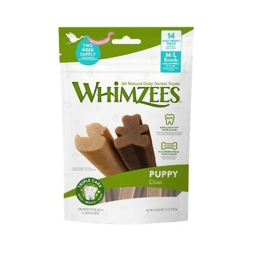 WHIMZEES Puppy Chews M/L