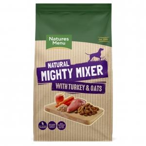 Natures Menu Natural Mighty Mixer Turkey & Oats