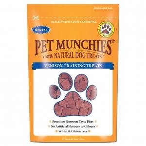 Pet Munchies Venison Training Treats 50gm