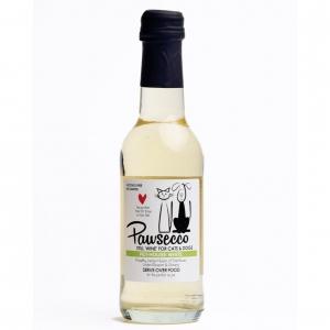 Woof & Brew Pawsecco White Wine