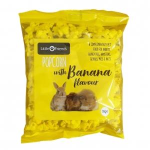 Little Friends Banana Popcorn