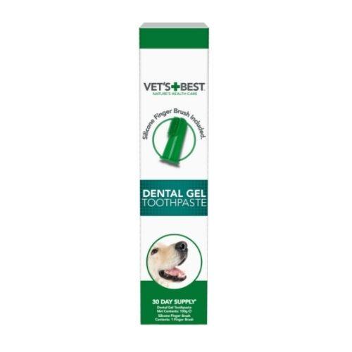 Vets Best Dental Gel Toothpaste 100gm
