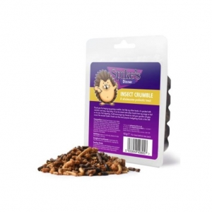 Spikes Insect Crumble 100gm