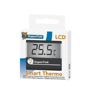 Superfish Smart Thermometer Black