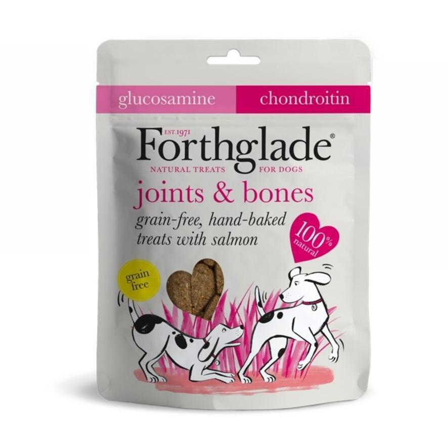CLEARANCE Forthglade Joints & Bones Treats Glucosamine & Chondroitin 150g