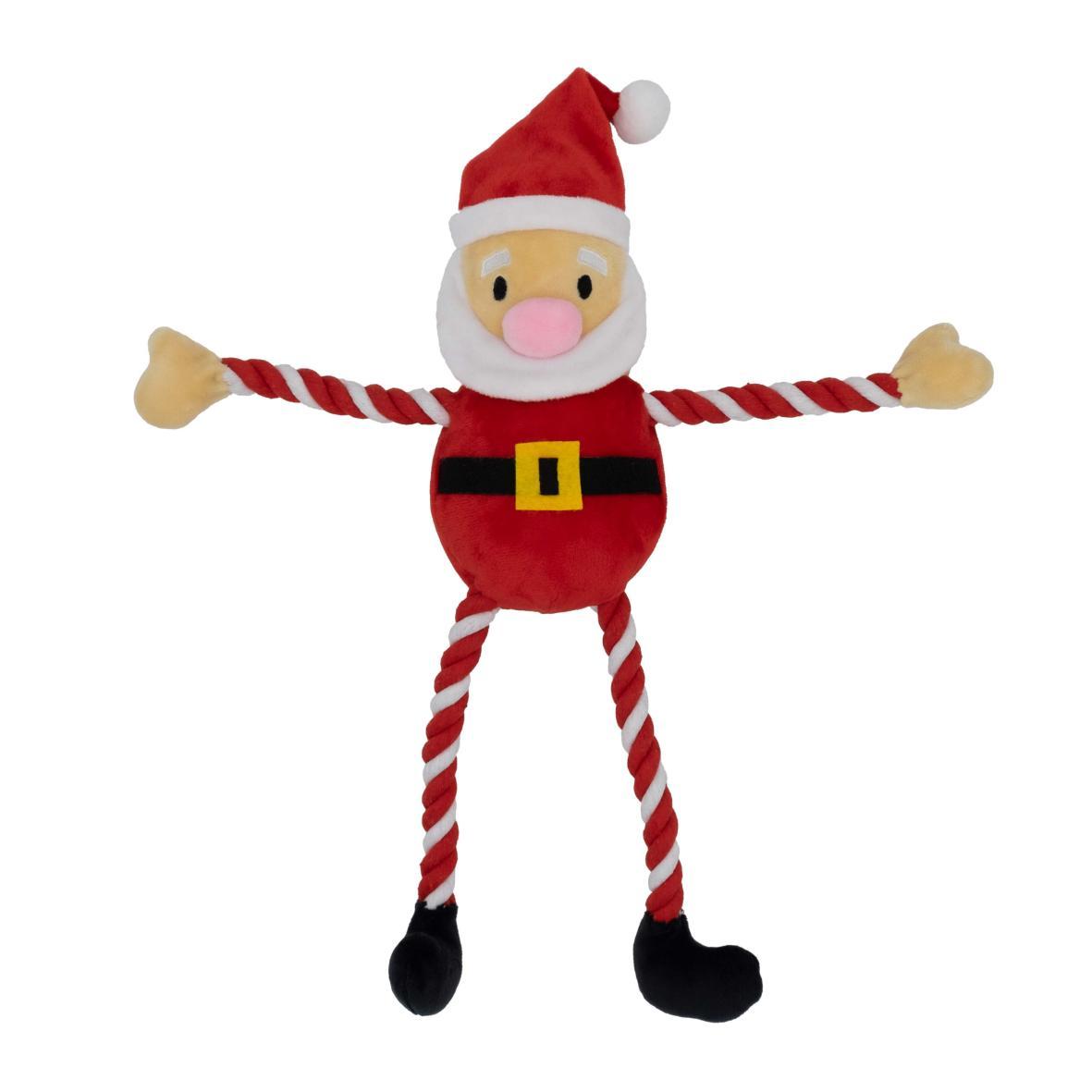 CLEARANCE Good Boy Hug Tug Santa 40cm