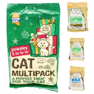 Good Girl Pawsley & Co Cat Multipack 3pcs