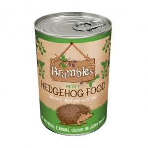 Brambles Meaty Hedgehog Food 400gm