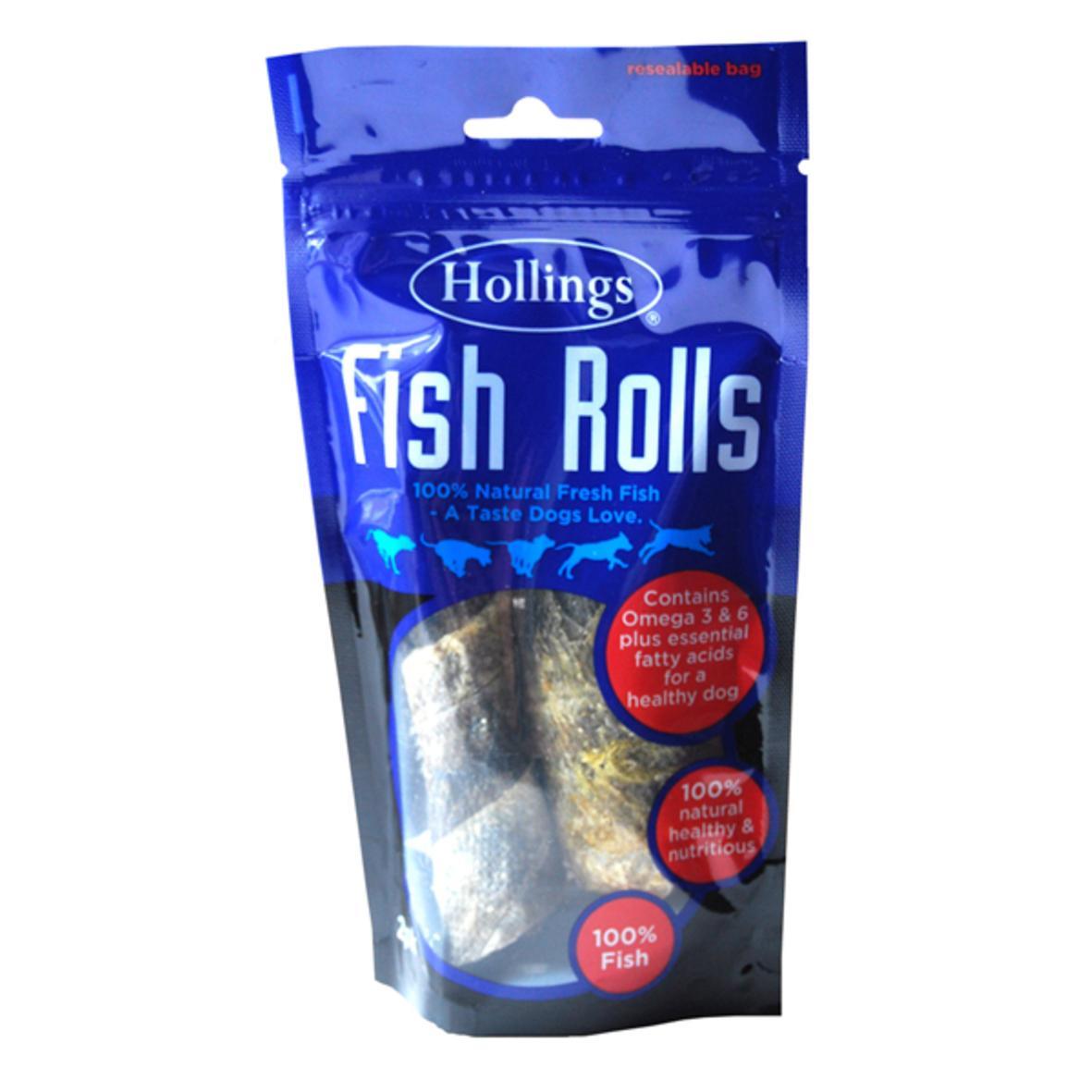Hollings Fish Rolls 2pcs