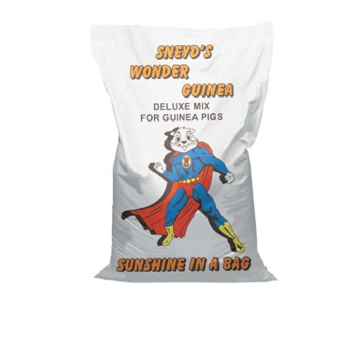Sneyds Wonder Guinea Deluxe Mix 15kg