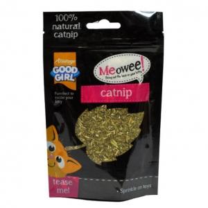 Good Girl Meowee Catnip Leaves 25gm