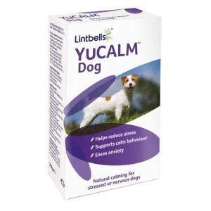 Lintbells YuCALM Tablets for Dogs