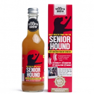 Woof & Brew Senior Hound Tonic