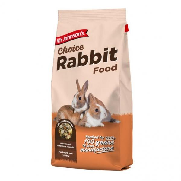 Mr Johnsons Choice Rabbit Food