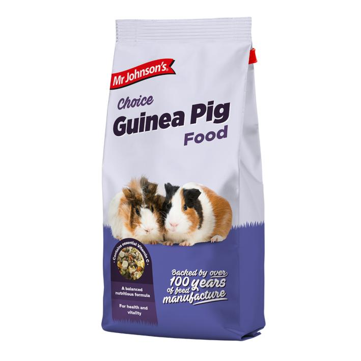 Mr Johnsons Choice Guinea Pig Food