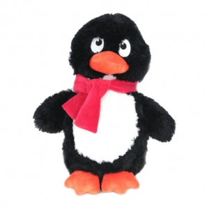 Animate Giant Squeaky Penguin 48cm