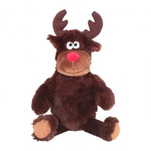 Animate Giant Squeaky Reindeer 48cm
