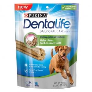 Purina Dentalife Sticks for Large Dogs 4pcs