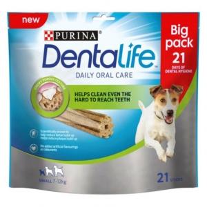 Purina Dentalife Sticks for Small Dogs 21pcs