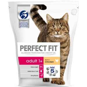 Perfect Fit Cat Food with Chicken