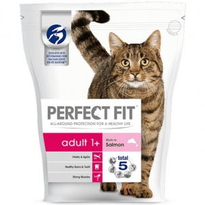 Perfect Fit Cat Food with Salmon