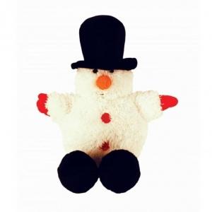 Happy Pet Festive Ball Buddy Snowman