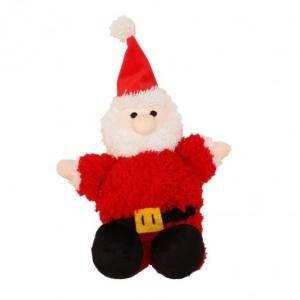 Happy Pet Festive Ball Buddy Santa