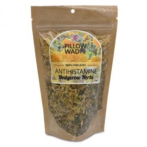 Pillow Wad Antihistamine Hedgerow Herbs 40gm