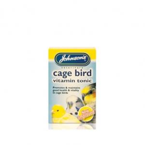 Johnsons Cage Bird Vitamin Tonic 15ml