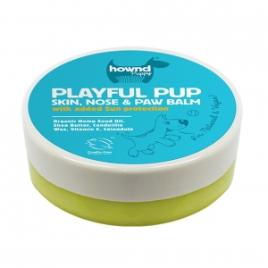 Hownd PLAYFUL PUP Skin Nose and Paw Balm