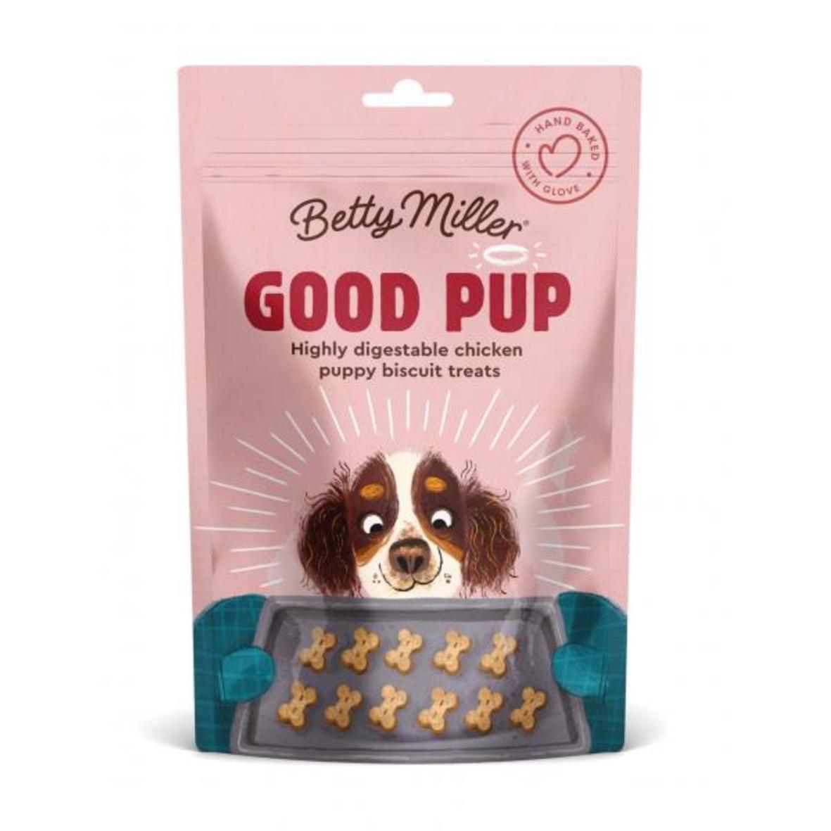 Betty Miller Good Pup Treats 100gm