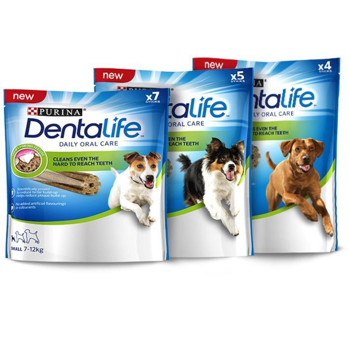 Dentalife Dog Treats Reviews