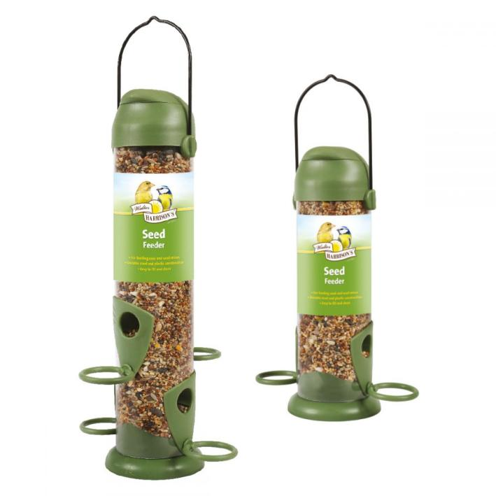Walter Harrisons Flip Top Seed Feeder