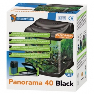 Superfish Panorama 40 Black