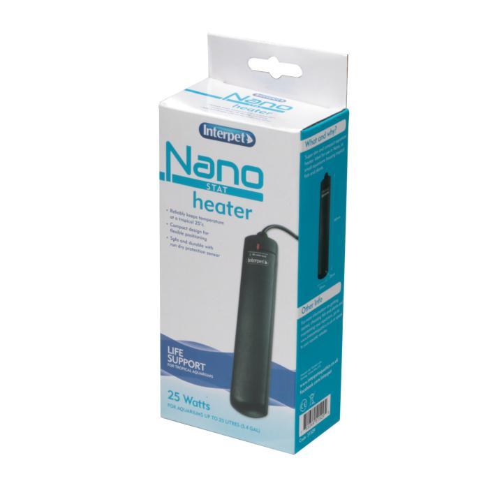 Interpet Nano Stat Heater 25w