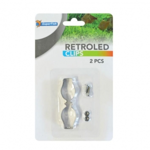 Superfish RetroLED Clips 2pcs