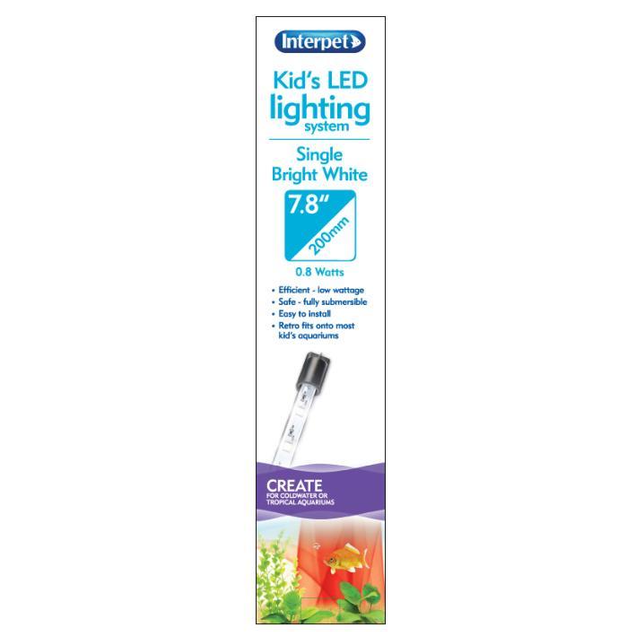 Interpet Kids LED Lighting System Bright White